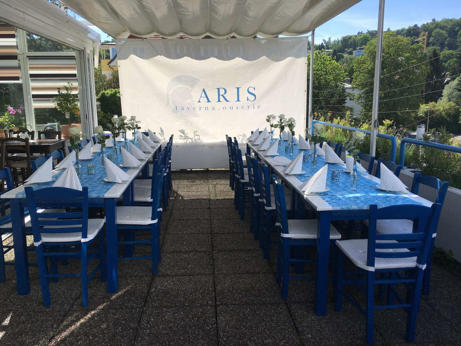 ARIS Taverna Ouserie in Linz